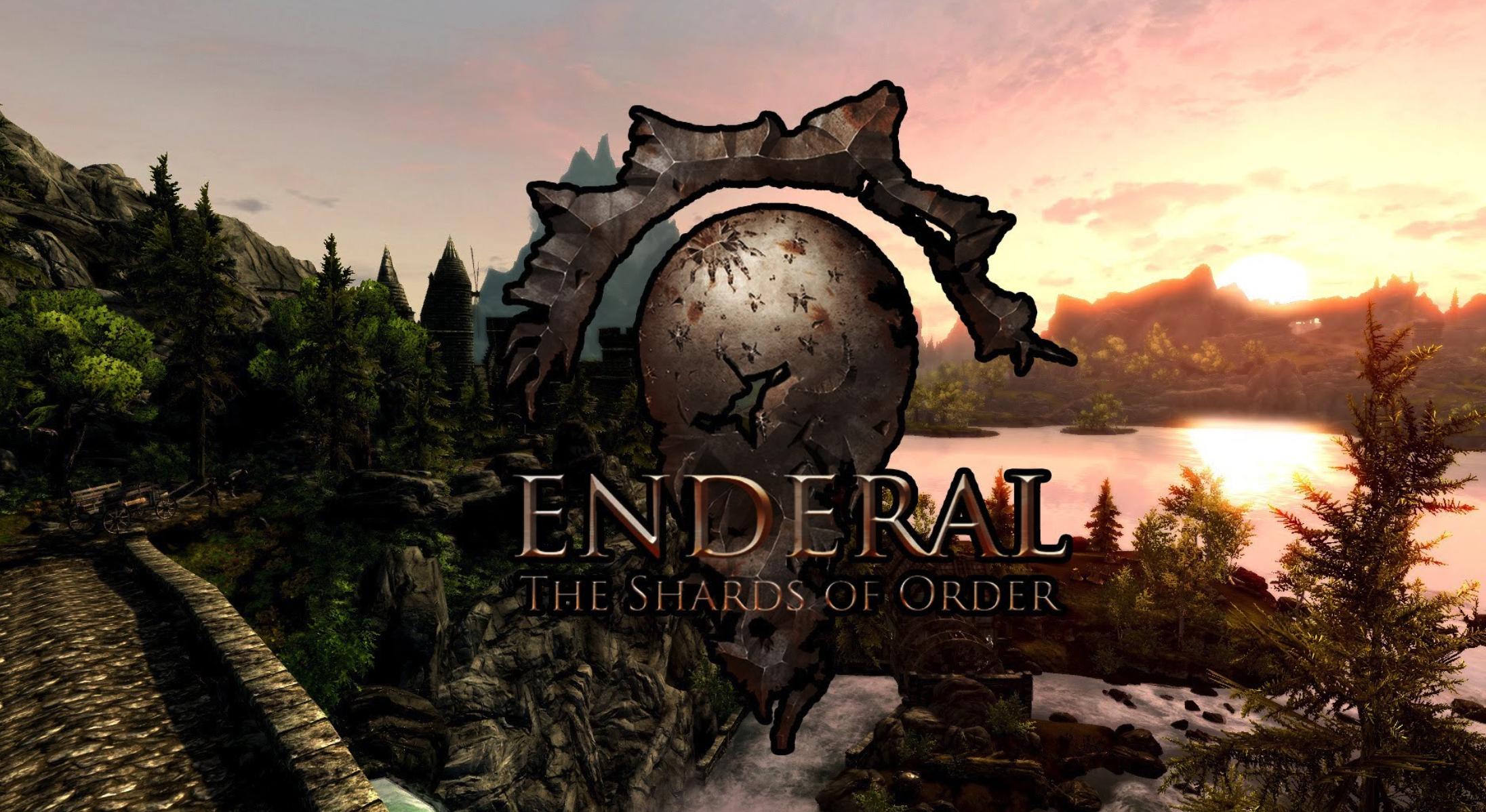 Enderal мод для Skyrim