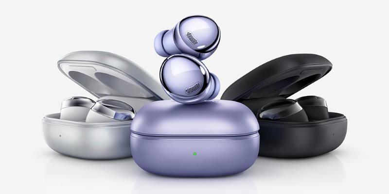 Galaxy Buds Pro  беспроводные наушники Samsung с умной начинкой