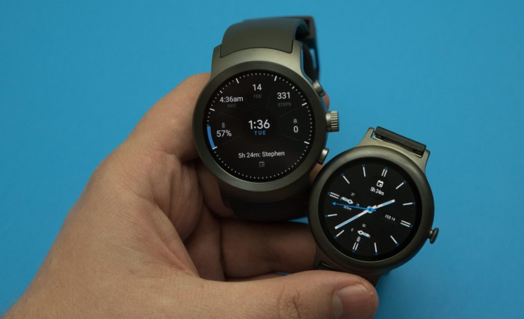LG Watch Style и Watch Sport LG Watch Style и Watch Sport — первые смарт- часы 172800a0dd04b