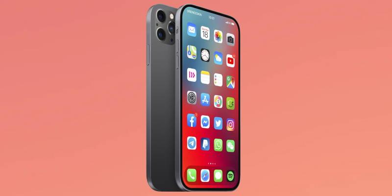 Apple создала iPhone без чёлки, но не спешит его выпускать