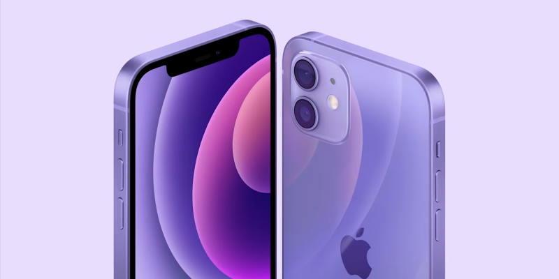 Фиолетовые iPhone 12 и iPhone 12 mini уже в России. Будете брать