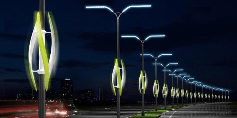 В России выпустили умные фонари с солнечными батареями, Wi-Fi и зарядкой гаджетов