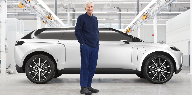 dyson car project