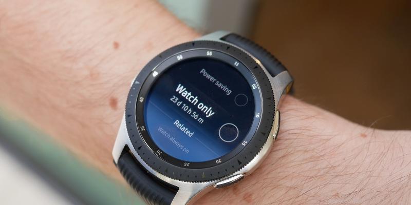 Представлены Galaxy Watch — смарт-часы для спорта и на каждый день