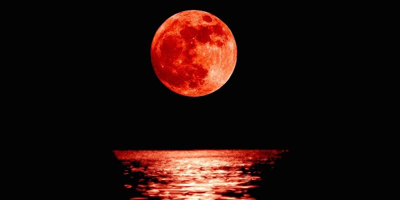 Удивительный факт: Луна ржавеет из-за Земли. Но почему?
