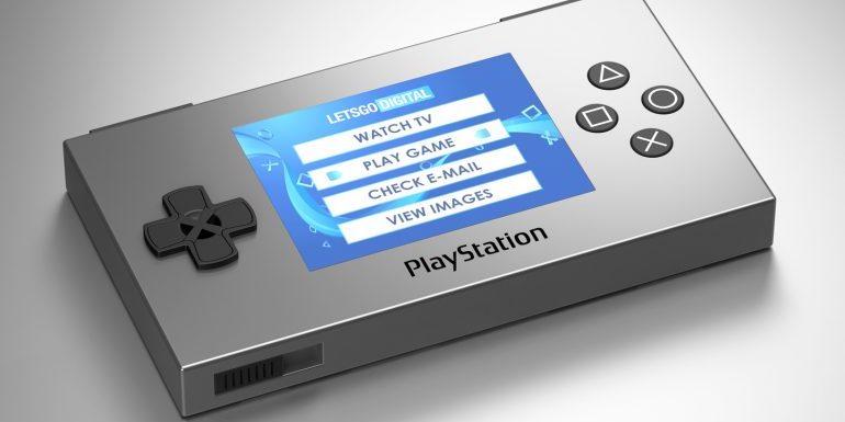 Sony запатентовала странный контроллер