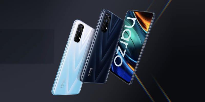 realme Narzo 30 Pro  недорогой игровой смартфон с 5G