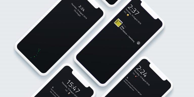 Glance: новый взгляд на экран блокировки iOS с джейлбрейком