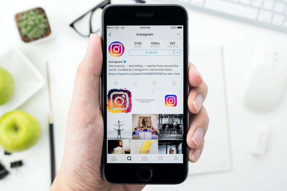 Как добавить в instagram story