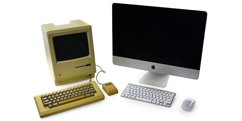 История операционных систем от Apple, часть 6 — новое
