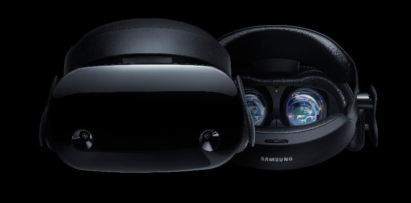 Samsung представила улучшенную версию шлема HMD Odyssey с рекордной четкостью изображения