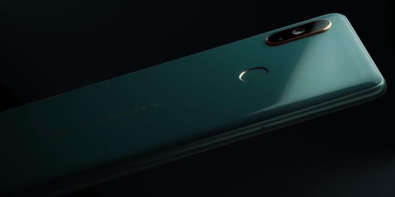 Xiaomi представила невероятно красивый Mi Mix 2S Emerald