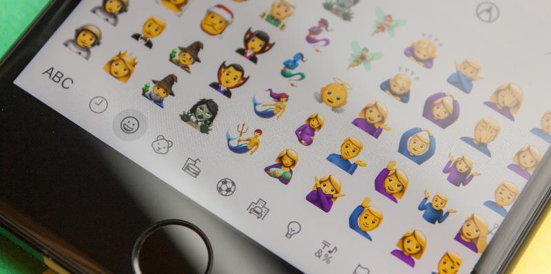 Эти Emoji появятся в iOS 13