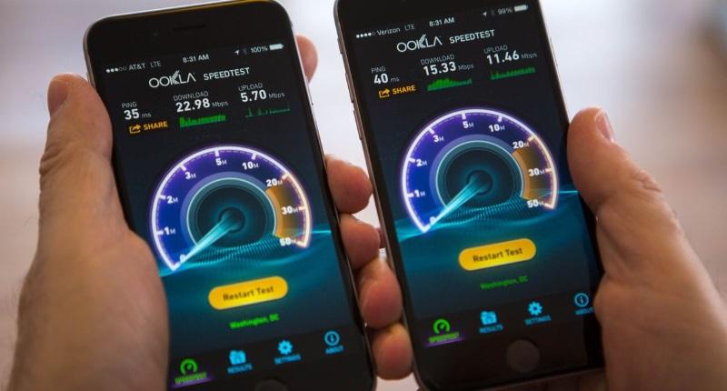 Ускорить мобильный интернет на планшете