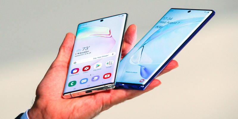 Samsung напугала пользователей странным уведомлением