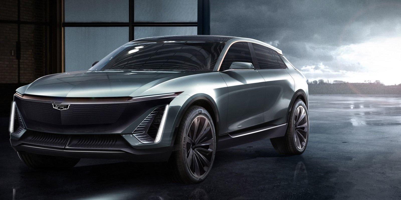 Cadillac скоро представит свой первый электромобиль