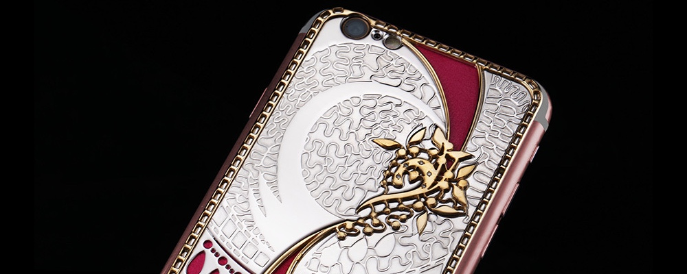 Caviar — iPhone 6s Icone di Stile Monroe Diamante