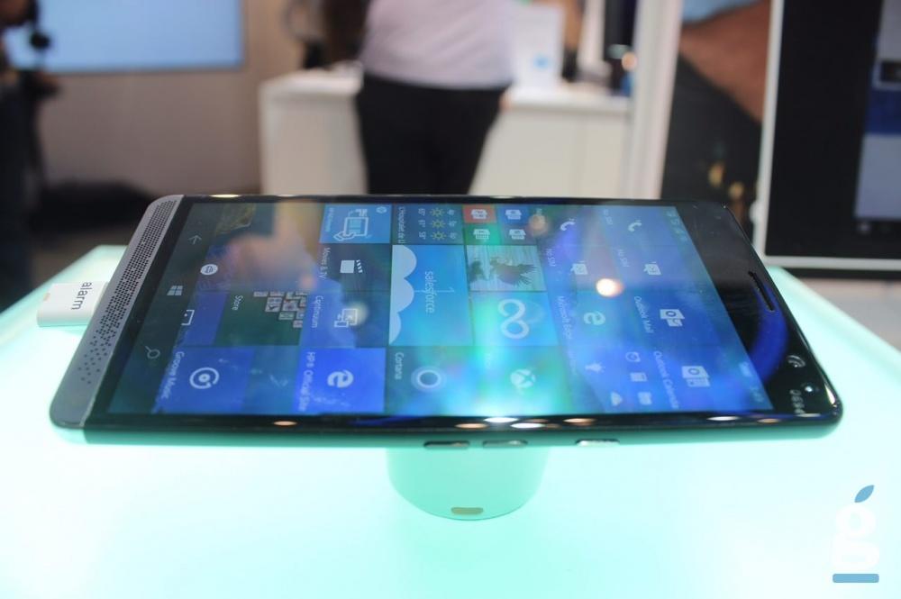 Новинки с MWC 2016: HP Elite X3 — идеальный Windows-смартфон