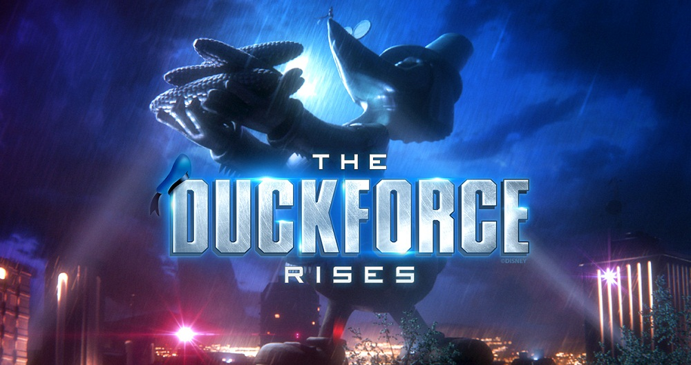 Логотип DuckForce