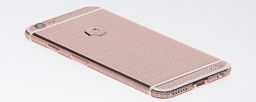 Brikk — Lux iPhone 6S Diamonds Omni