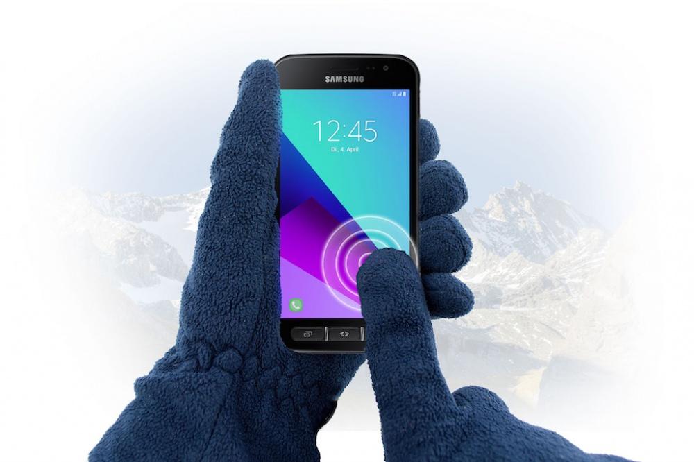 Самсунг обновит Galaxy Xcover 4 системой защиты IP68 иMIL-STD-810G