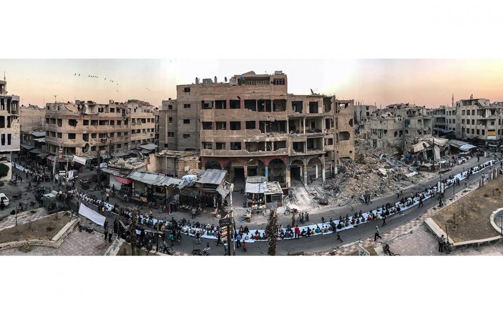 Новости и события — 1 место. Мохамед Бадра, Сирия