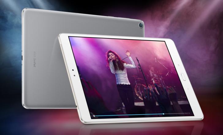 IFA 2016: ASUS представила ультратонкий планшет ZenPad 3S 10