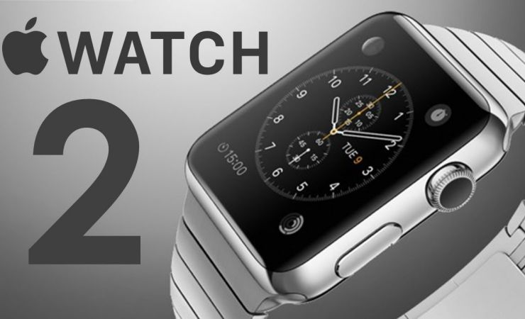 Apple Watch 2 могут появиться вместе с iPhone 7