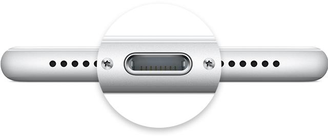 Apple сохранит разъём Lightning в новых моделях iPhone