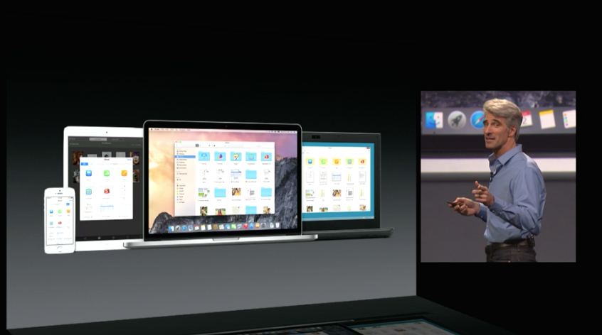 Apple introduced iOS8