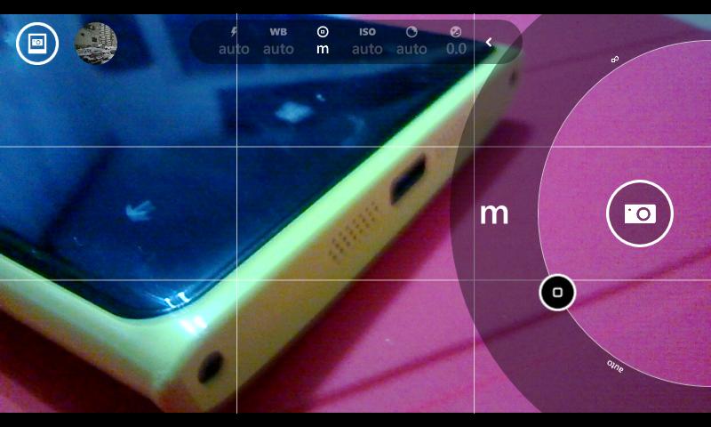 Nokia Камера Beta