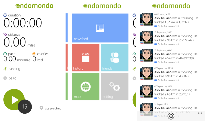 Endomondo 9.0