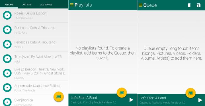 Обзор приложения LocalCast: трансляция с Android-устройств еще