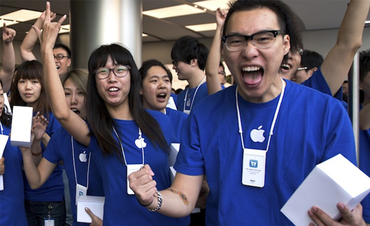 Короткие и яркие впечатления сотрудников о работе в Apple