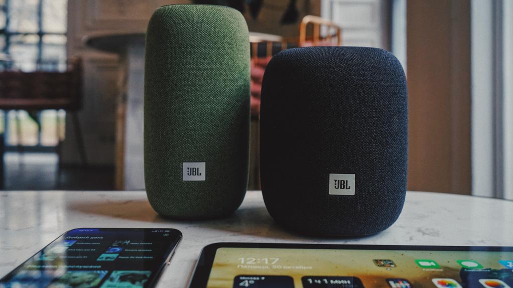 Обзор JBL Link Music и JBL Link Portable с Алисой