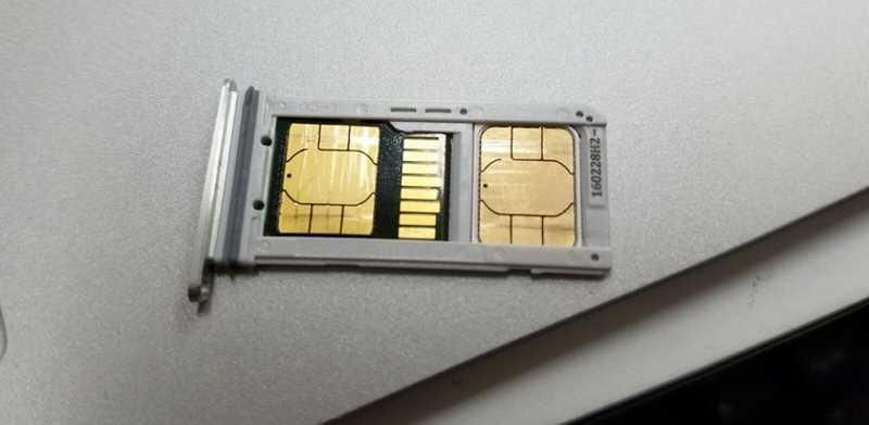 SIM + microSD