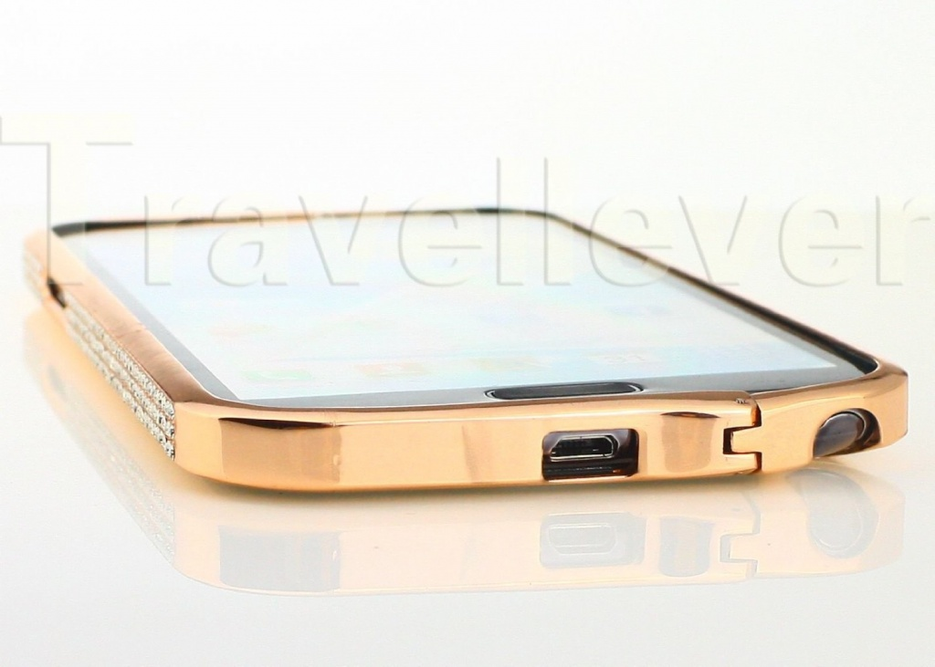 Diamond Crystal Case Cover