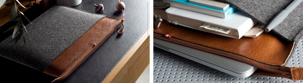 Hard Graft Classic HG Laptop Folio