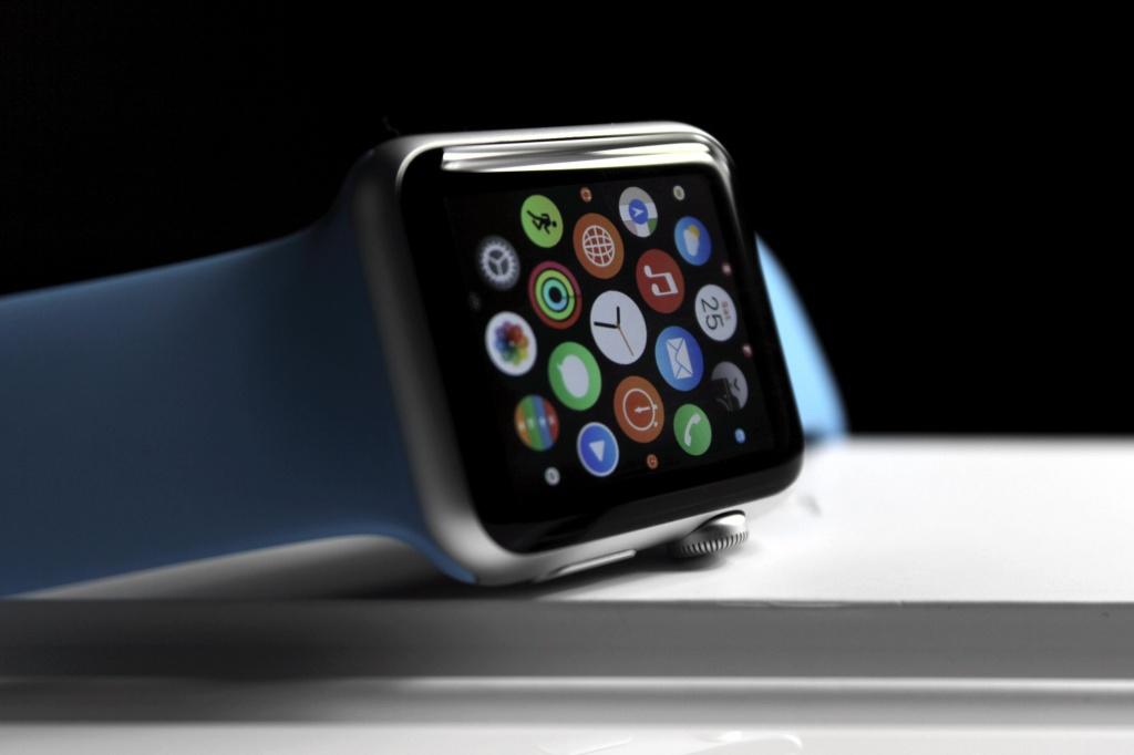 первое знакомство с apple watch
