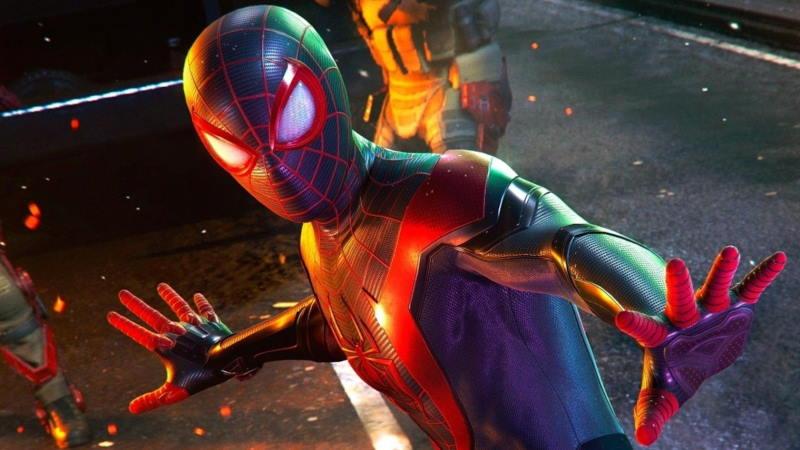 Marvel Человек-Паук: Майлз Моралес