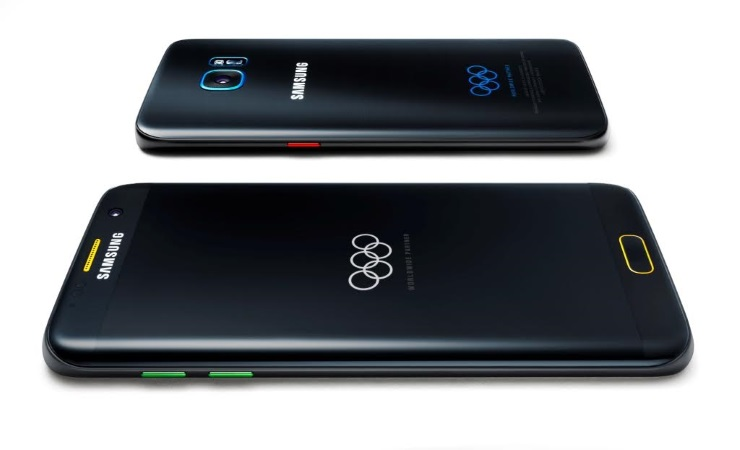 Galaxy S7 edge Olympic Games Limited Edition