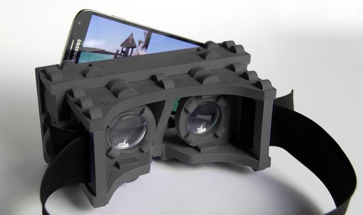 Виртуальная реальность как сделать домашних условиях 191