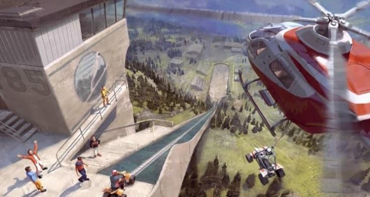 Игры по Звездным Войнам: EA отменяет разработку Beyond Cars в пользу VR по Star Wars