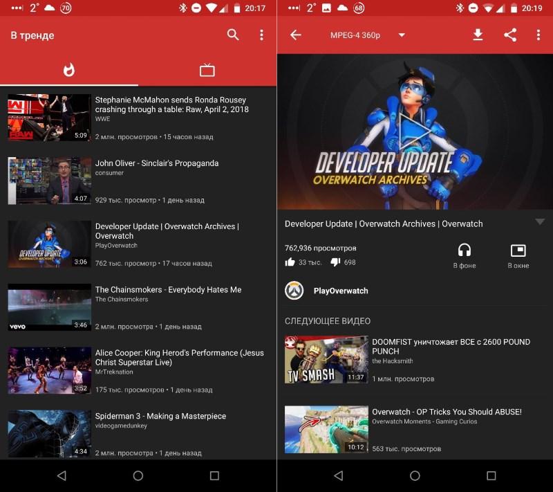 Newpipe — YouTube, каким он должен быть. Без рекламы, но со скачиванием, фоновым звуком и картинкой в картинке