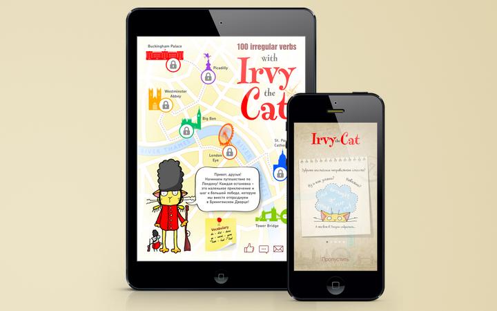 Irvy the Cat