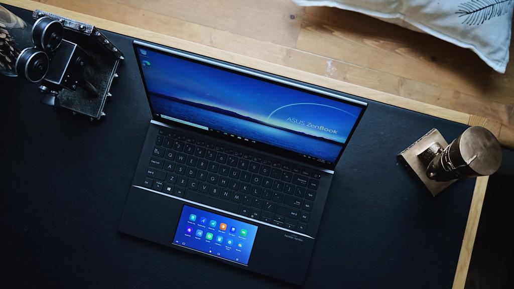 Обзор ASUS ZenBook Classic UX435EG