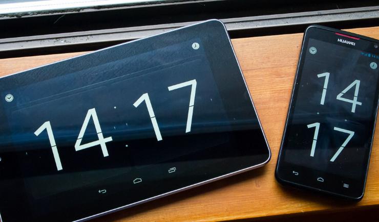 Личный опыт: почему на смартфон нельзя ставить приложение с часами