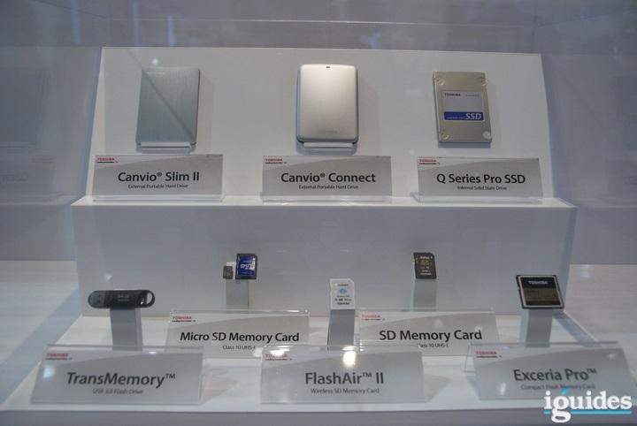 Накопители Toshiba