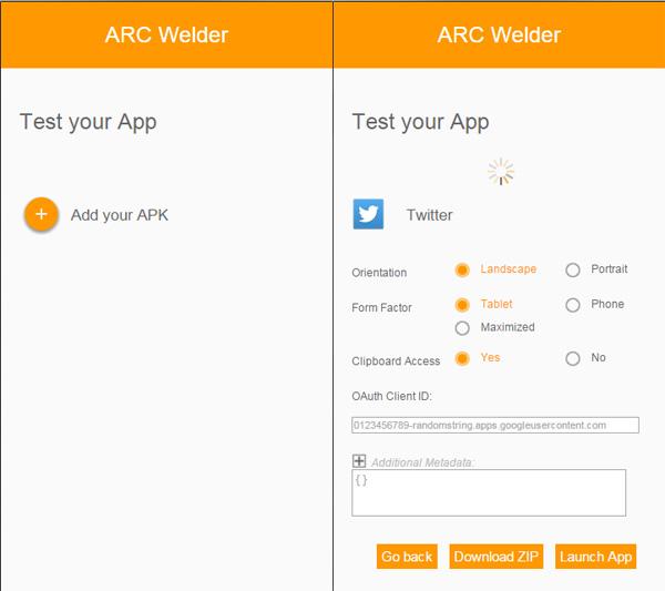 ARC Welder — инструмент для запуска Android-приложений на Windows, Mac, Linux и Chrome OS
