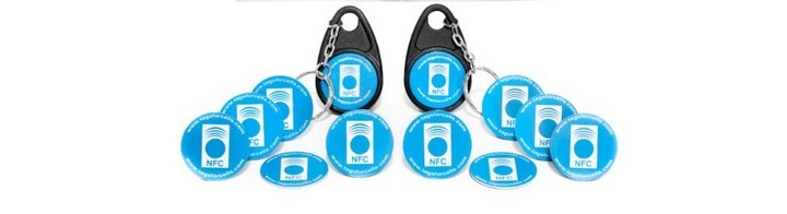 TagsForCells NFC Tags